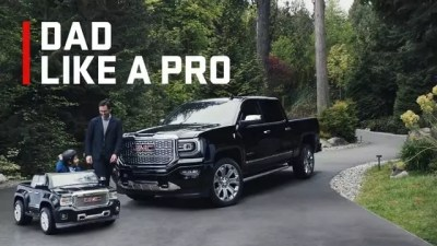 GMC: Dad Like A Pro - DAILY COMMERCIALS