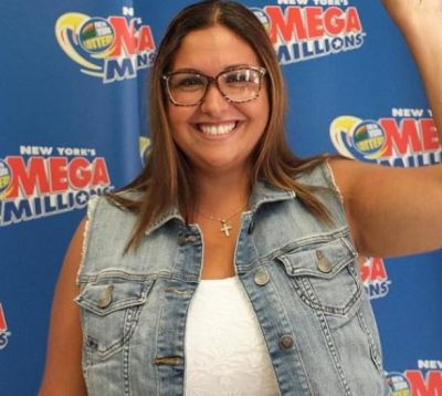 Nancy Viola Staten Island Mega Million winner ...