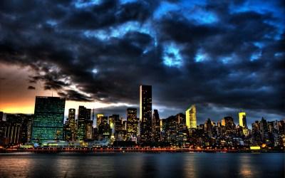 Night City Lights Wallpapers Pack – 3 – 38 | Danutzayy
