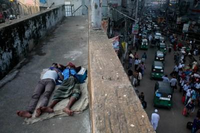AP APTOPIX Bangladesh Daily Life