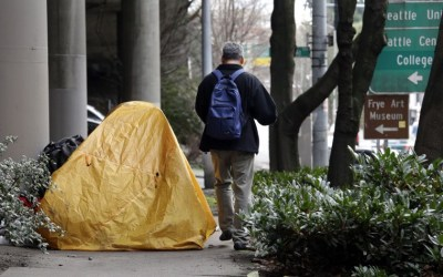 The lives of Seattle's homeless