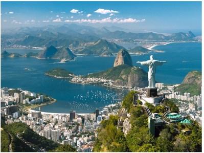 Puzzle Vue de Rio Ravensburger-16317 1500 pièces Puzzles - Villes et Villages - Planet'Puzzles