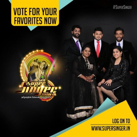 Super Singer 5  grand finale live   Today Hot News  Super Singer 5  Finalists
