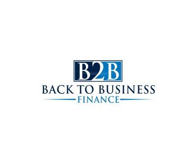 Elegant, Playful, Business Logo Design for Back to Business Finance (B2B Finance) by Sarah ...
