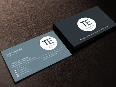 165 Modern Elegant Business Card Designs for a business in United States