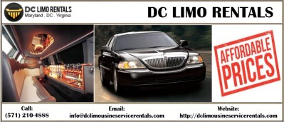 Plenty of Options When It Comes to a DC Limousine Service, but What Does It Mean When You Want ...