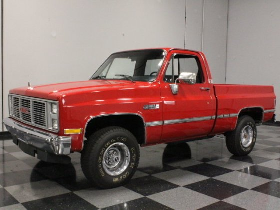 1987 GMC Sierra   Streetside Classics   The Nation s Trusted Classic     For Sale  1987 GMC Sierra
