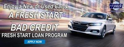 Bad Credit Car Loans Orange County CA Westminster Auto Loans Honda World