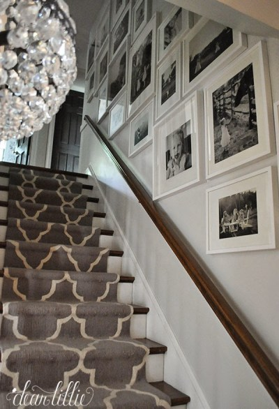 Jenni's Previous Home - Entryway - Dear Lillie Studio