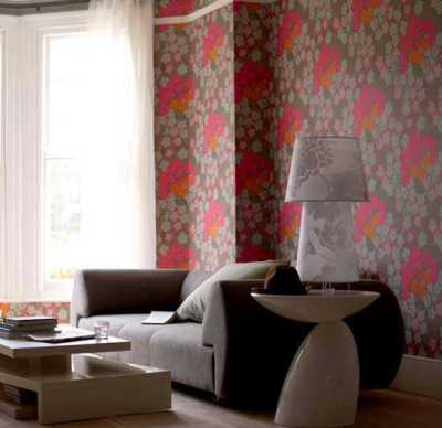 Chocolate Brown Interior Colors and Comfortable Interior Decorating Ideas