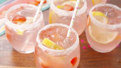 Giggle Juice Video-How To Make Giggle Juice—Delish.com