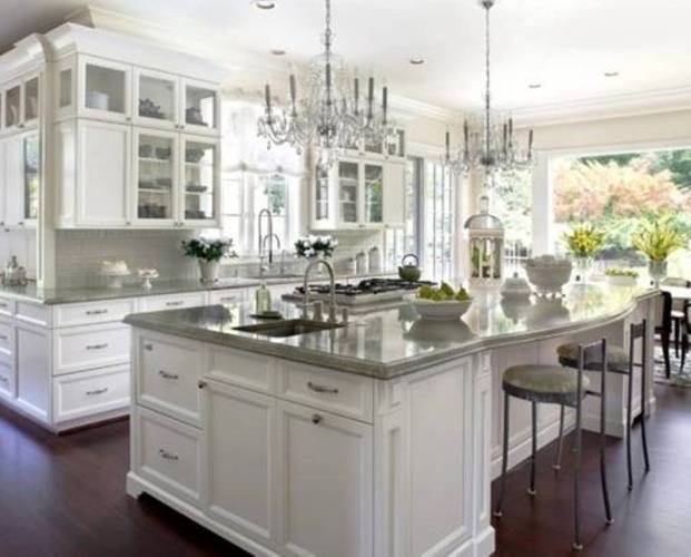 Painting Kitchen Cabinets White Adorable White Kitchen Cabinet Painting Ideas kitchen cabinets