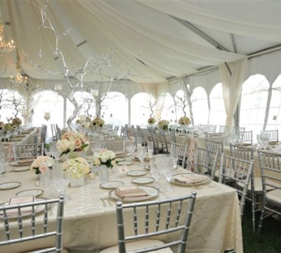 Wedding Reception Decorations - Designer Chair Covers To Go