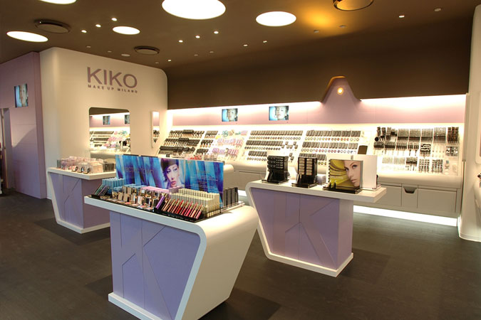 Retail   Interior Designers NYC   Designer Previews Kiko Cosmetics is a significant European brand  with 600 hundred stores   Here  our