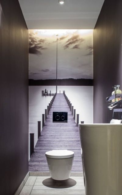 Toilette suspendu, pourquoi et comment l'intégrer dans son décor
