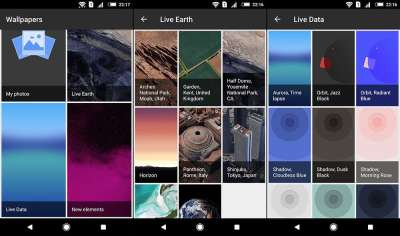 Download Official Pixel 2 XL Live wallpapers App for Android 6.0+ - DevsJournal