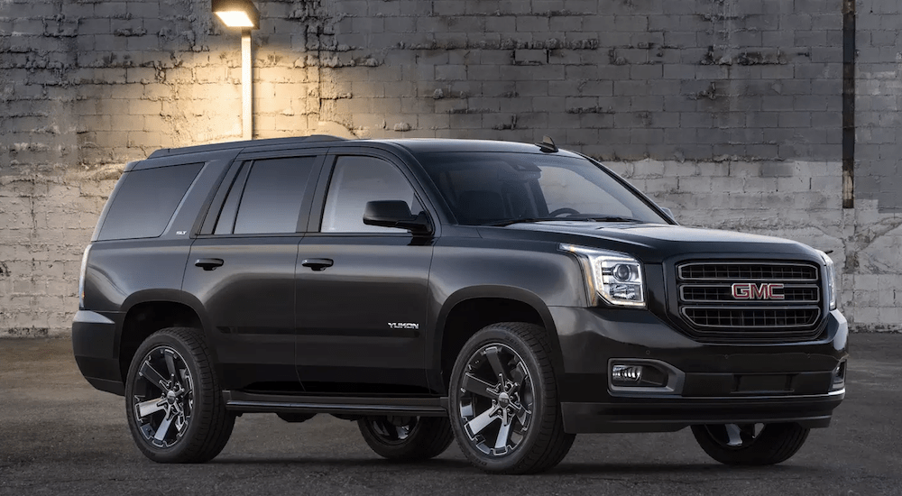 GMC Yukon Gets a Makeover   Carl Black Buick GMC Roswell Already known for its upscale design and impressive strength  the GMC Yukon  is getting a facelift this summer  The 2019 Yukon and Yukon XL full size  SUVs
