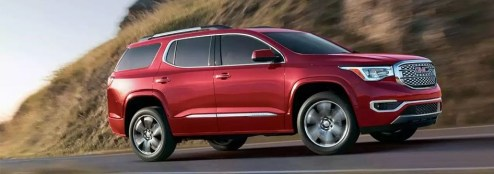 New GMC Acadia Lease Offers and Best Prices Near Manchester NH     No one knows the vehicles on our lot better than our incredible sales staff   Come into Quirk GMC located in Manchester  NH and schedule a test drive  today