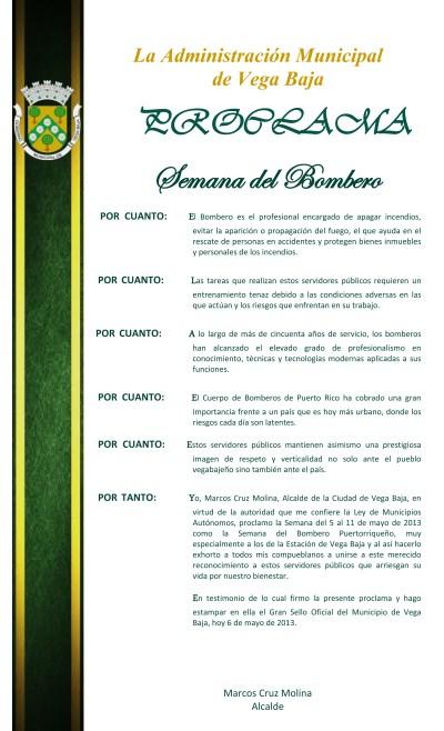 Gobierno Municipal – Página 49 – Archivo del Diario Vegabajeño de Puerto Rico Segunda Etapa de ...