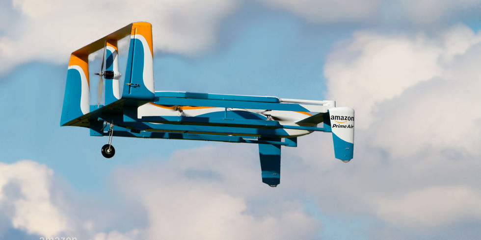 9 things you need to know about the Amazon Prime Air drone delivery     9 things you need to know about the Amazon Prime Air drone delivery service