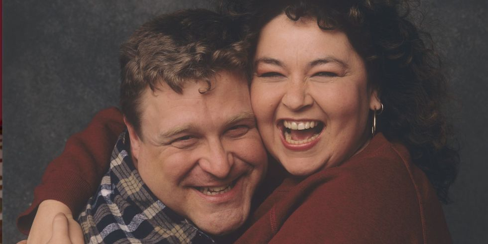 Roseanne revival finally gets a 2018 air date on ABC John Goodman  Roseanne Barr in Roseanne