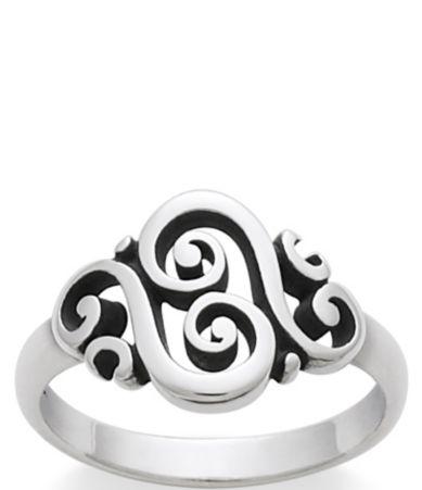 james avery wedding bands James Avery Spanish Swirl Ring