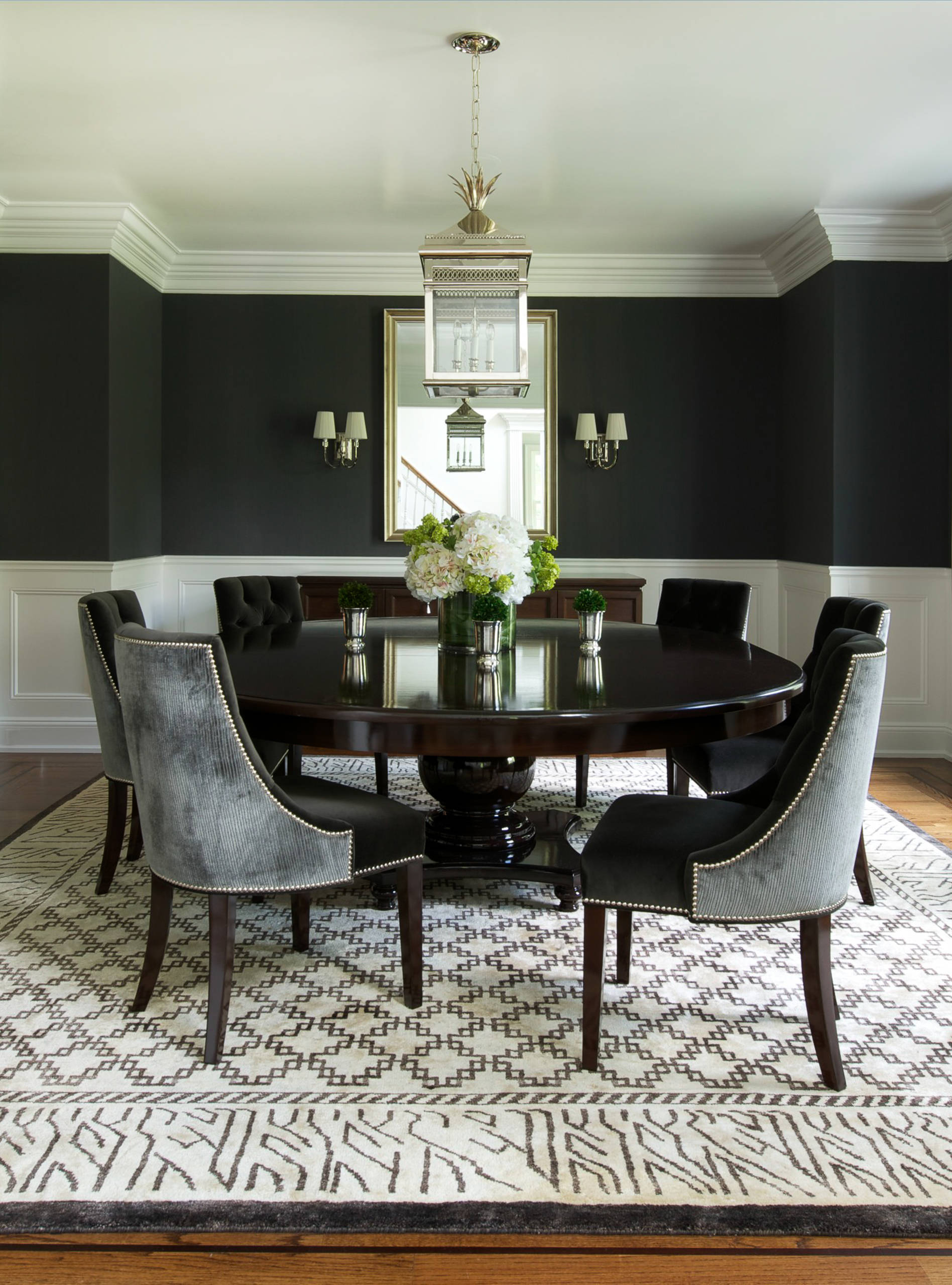 round dining table decorate home kitchen table round Dining room decoration round dining table Round Dining Table to Decorate Your Home Round Dining Table