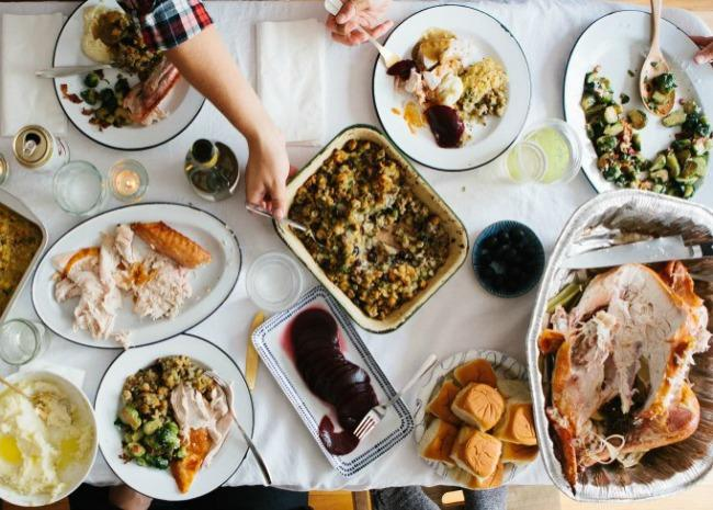 Expert Tips for Hosting a Beautiful Thanksgiving Potluck | Allrecipes