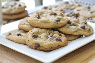 Chewy Gluten-Free Chocolate Chip Cookies | Divas Can Cook