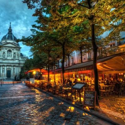 ヨーロッパの街並み | iPad/タブレット壁紙ギャラリー