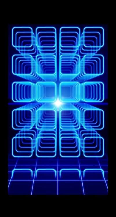 クールなスマホ壁紙(ブルー) | iPhone5s壁紙/待受画像ギャラリー