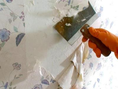 How to Remove Wallpaper | HGTV