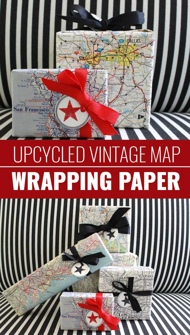 DIY Gift Wrapping Ideas   How To Wrap A Present   Tutorials  Cool     DIY Gift Wrapping Ideas   How To Wrap A Present   Tutorials  Cool Ideas and