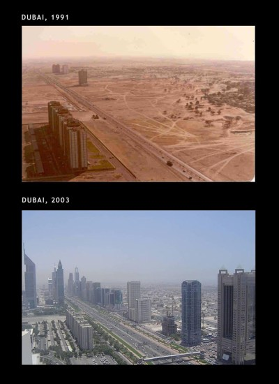 The World's Major Cities… Then And Now. | DJ Storm's Blog