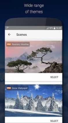 Bastion7 Weather Live Wallpapers Collection Apk