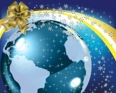 Christmas around the world - 3D and CG & Abstract Background Wallpapers on Desktop Nexus (Image ...