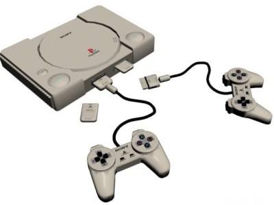 Sony Playstation   DownloadFree3D.com