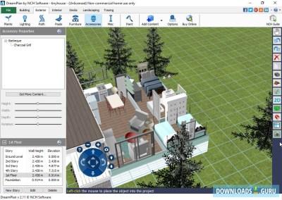 Download DreamPlan Home Design Software for Windows 10/8/7 (Latest version 2019) - Downloads Guru