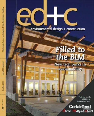 Environmental Design + Construction - October 2011 » Download PDF magazines - Magazines Commumity!