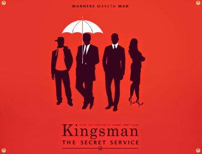 Kingsman: The Secret Service   Dr. A's Diagnoses