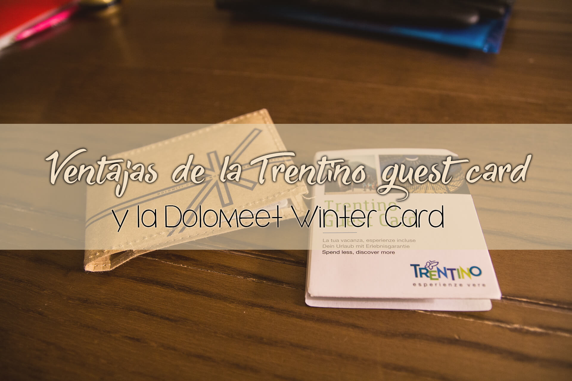 trentino guest card y dolomeet card