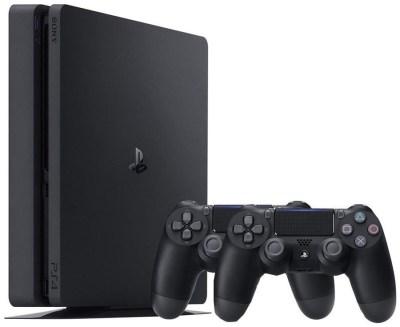 Sony PlayStation 4 Slim 1TB + 2. Controller - Sony PlayStation 4 Consoles - computeruniverse