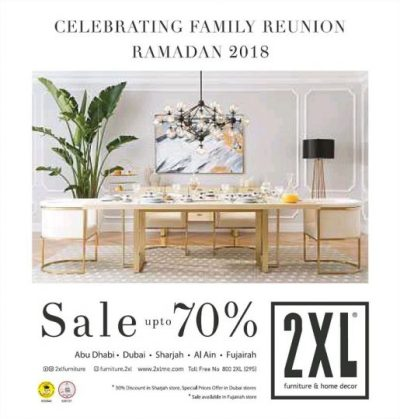 2XL Sale in Dubai - Updated on 1 March 2018