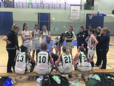 Meteors shoot to key win over Liffey Celtics - Dublin ...