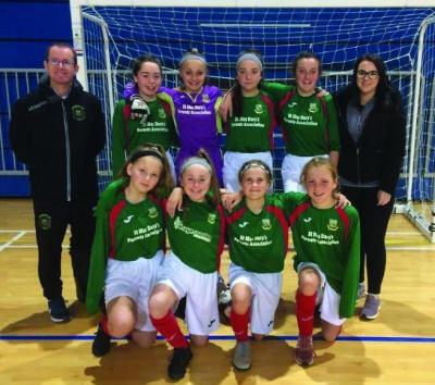 MacDara's the Dublin Post Primary champs - Dublin Gazette ...