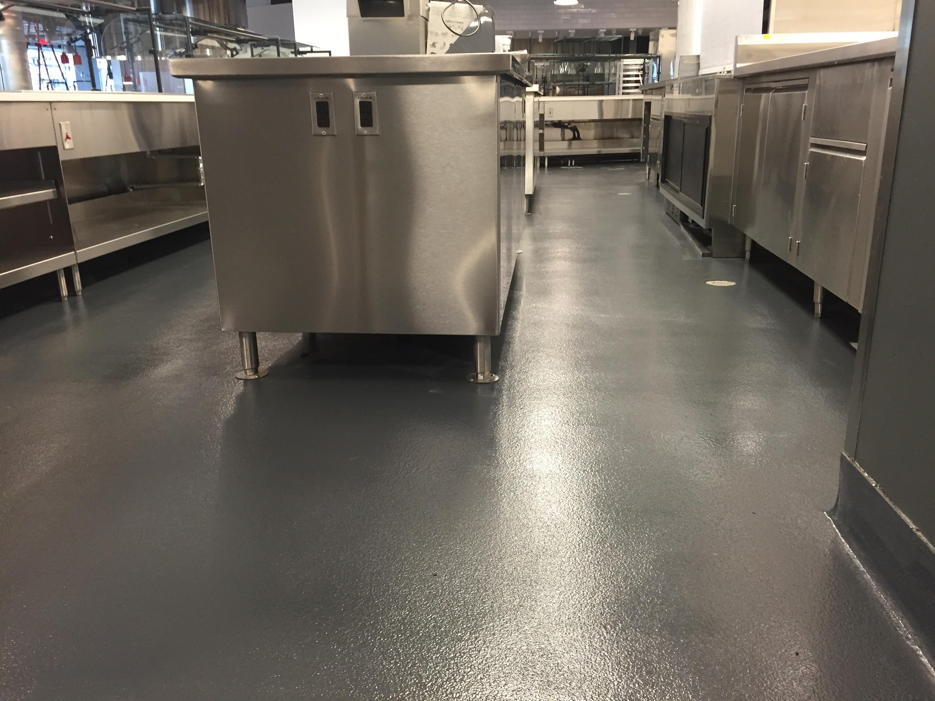 large university kitchen commercial kitchen flooring Urethane Mortar Flooring Urethane Mortar Flooring Urethane Mortar Flooring Large University Kitchen