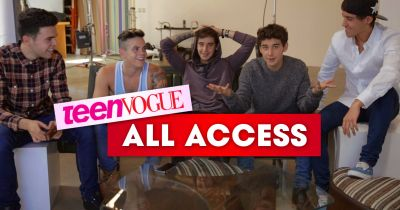 All Access - Teen Vogue Videos - The Scene