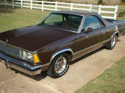 1981 Chevrolet El Camino For Sale - Carsforsale.com®