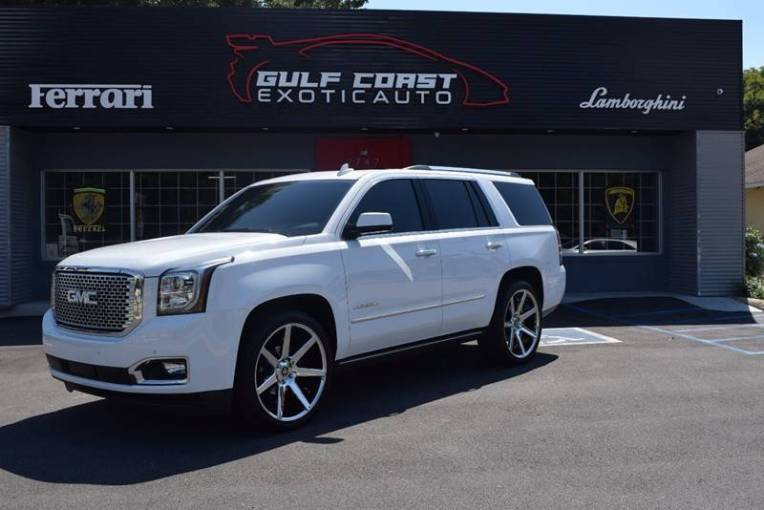 2016 GMC Yukon Denali In Biloxi MS   Gulf Coast Exotic Auto 2016 GMC Yukon for sale at Gulf Coast Exotic Auto in Biloxi MS