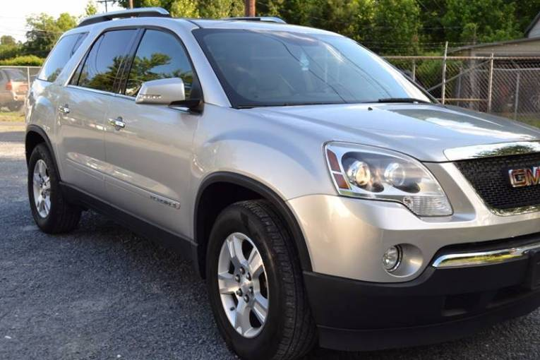 2008 GMC Acadia SLT 2 In Randleman NC   Victory Auto Sales 2008 GMC Acadia for sale at Victory Auto Sales in Randleman NC